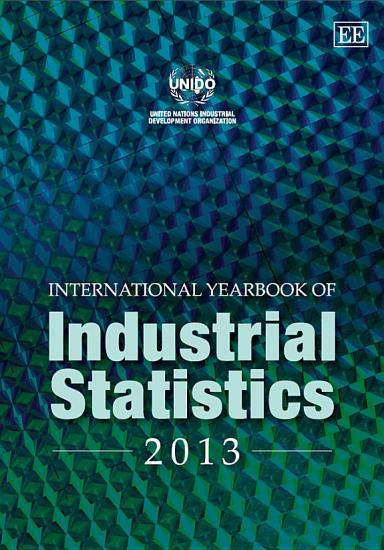 International Yearbook of Industrial Statistics 2013 PDF
