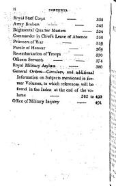 The Regimental Companion: Containing the Pay, Allowances and Relative Duties of Every Officer in the British Service, Volume 3