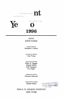 Current Biography Yearbook PDF