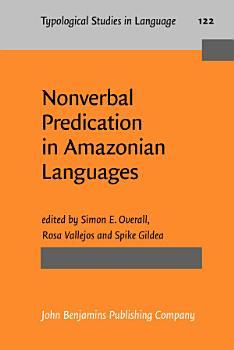 Nonverbal Predication in Amazonian Languages PDF