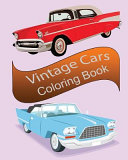 Vintage Cars Coloring Book