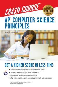AP   Computer Science Principles Crash Course Book