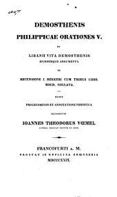 Philippicae orationes V