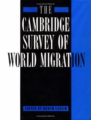 The Cambridge Survey of World Migration PDF