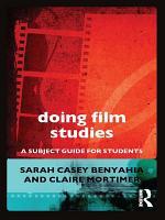 Doing Film Studies PDF