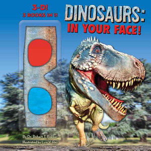 Dinosaurs  In Your Face   With 3 D Glasses