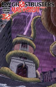 Ghostbusters  2013    13 Book