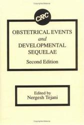 Obstetrical Events And Developmental Sequelae 2nd Edition Book PDF
