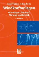 Windkraftanlagen PDF
