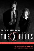 The Philosophy of The X Files PDF