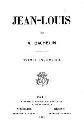 Jean Louis: Volumes1à2