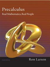 Precalculus: Real Mathematics, Real People: Edition 6