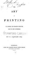 The Art of Printing PDF