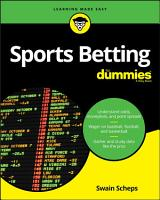 Sports Betting For Dummies PDF
