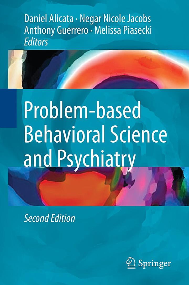 Problem-based Behavioral Science and Psychiatry