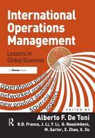 International Operations Management PDF
