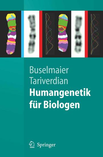 Humangenetik F  r Biologen PDF
