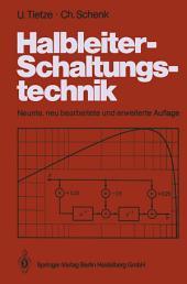 Halbleiter-Schaltungstechnik: Ausgabe 9