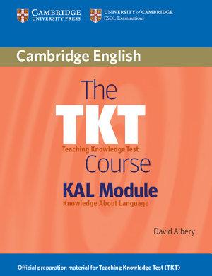 The TKT Course KAL Module PDF