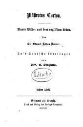 Pisistratus Caxton: Bunte Bilder aus dem englischen Leben, Band 8