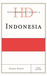 Historical Dictionary of Indonesia PDF