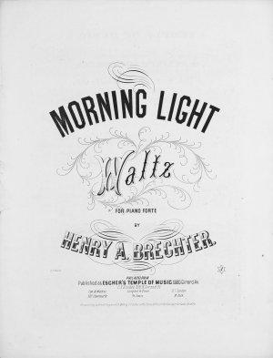 Morning light waltz