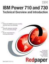 IBM Power 710 and 730 (8231-E2B) Technical Overview and Introduction