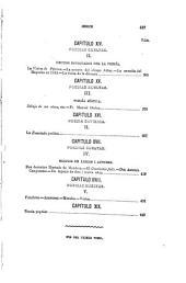 Historia de la literatura colonial de Chile: Volumen 1