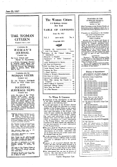The Woman Citizen: Volume 1, Issues 3-26