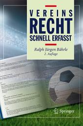 Vereinsrecht - Schnell erfasst: Ausgabe 2