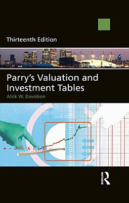 Parry s Valuation and Investment Tables