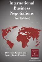 International Business Negotiations PDF