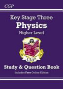 KS3 Physics Study   Question Book  with Online Edition    Hi