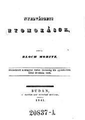 Nyelveszeti nyomozasok. (Philologische Untersuchungen.)