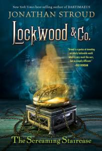 Lockwood   Co   The Screaming Staircase Book