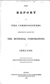 HOUSE OF LORDS THE SESSIONAL PAPERS: 1835 VOL. 9 PART 1