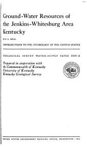 Geological Survey Water-supply Paper: Issue 1809