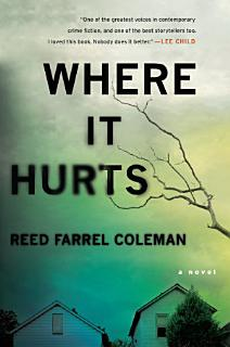 Where It Hurts Book