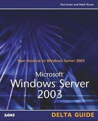 Microsoft Windows Server 2003 Book PDF