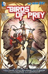 Birds of Prey Vol. 5: Soul Crisis