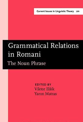 Grammatical Relations in Romani PDF