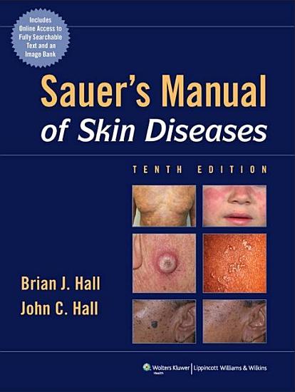 Sauer s Manual of Skin Diseases PDF