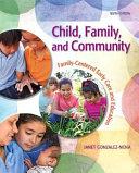 Child  Family  and Community PDF