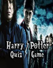 Harry Potter Quiz Game
