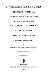 Historia Romana: Volume 1; Volume 48