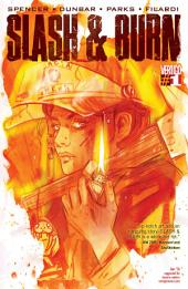 Slash & Burn (2015-) #1