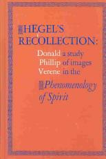 Hegel s Recollection PDF