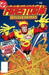 Firestorm (1978-) #1
