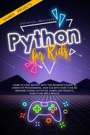 Python for Kids Book