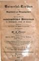 Preussisch russischer Krieg gegen Frankreich 1806 1807   Reluitionsrecht